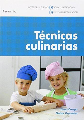 Técnicas culinarias por ELENA CRESPO FERNÁNDEZ