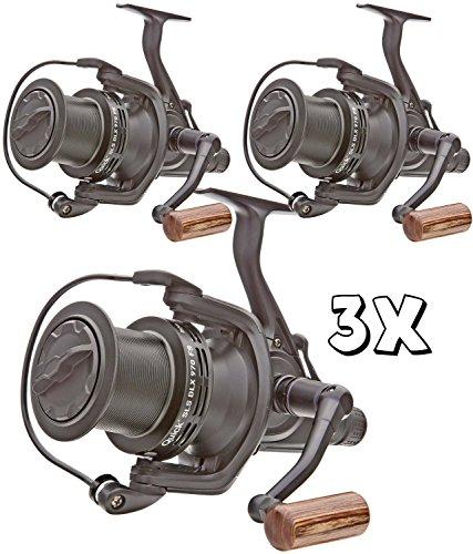Fox Eos 12000 FS CRL075 Karpfenrolle Rolle mit Freilauf Reel Freilaufrolle