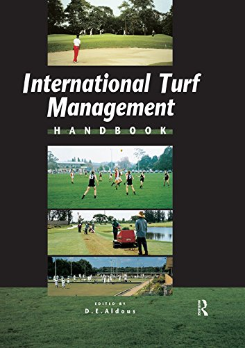 International Turf Management por David Aldous