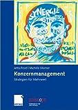 Konzernmanagement: Strategien für Mehrwert