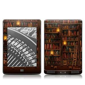 Decalgirl Skin per Kindle Touch, Biblioteca