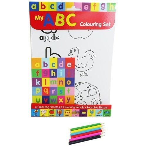 My ABC Kit de coloriage