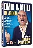 Omid Djalili: No Agenda [2007] [Reino Unido] [DVD]