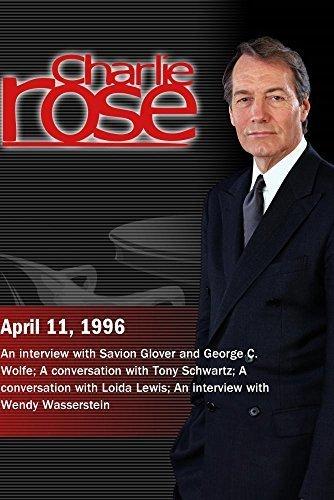 Preisvergleich Produktbild Charlie Rose with George C. Wolfe & Savion Glover; Tony Schwartz; Loida Lewis; Wendy Wasserstein (April 11,  1996)