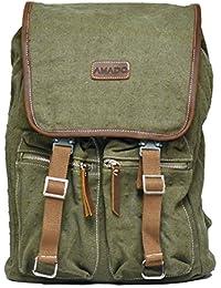 Amado Unisex Shoulder Bag (Green) (1050-1_green)