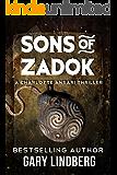 Sons of Zadok (A Charlotte Ansari Thriller Book 2)