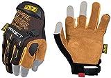 Mechanix Wear Handschuhe M-Pact, Leder-Handschuhe, LFR-75-011