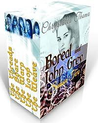 Boreal and John Grey Season 2 (English Edition)