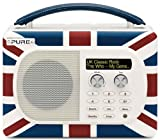 "Pure VL-61849 Portable Digital radio - Radios (Portable, Digital, DAB,FM, 7 W, 7.62 cm, 7.62 cm (3""))"