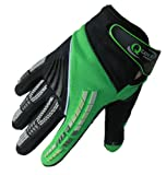 Qtech – Kinder Motocross-Handschuhe – Blau - 7