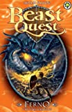 Ferno the Fire Dragon: Book 1 (Beast Quest) by Adam Blade
