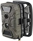 VisorTech Full-HD-Wildkamera WK-620 mit Bewegungsmelder und IR, TFT-Display