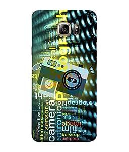 Samsung Galaxy S6 G920I, Samsung Galaxy S6 G9200 G9208 G9208/Ss G9209 G920A G920F G920Fd G920S G920T Back Cover Camera Photography Concept Design From FUSON