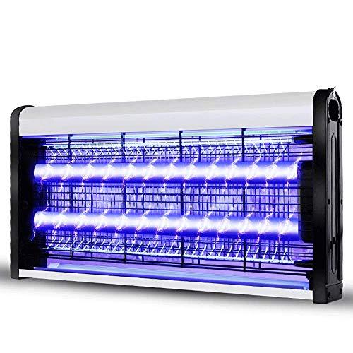 TUNBG Trappola per zanzare | Zanzariere a Scosse elettriche | LED Bug Zapper | Lampada per zanzare, Sa