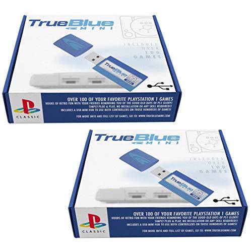 ANNA SHOP 2Pack True Blue Mini: Crackhead Pack, Meth Pack für PS Classic