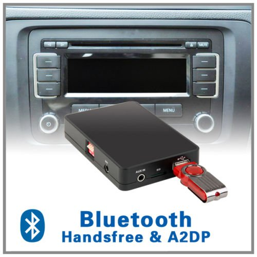 auto-vivavoce-bluetooth-a2dp-cd-changer-adattatore-vw-volkswagen-jetta-t5-coniglio-eos-fox-12pin-rcd