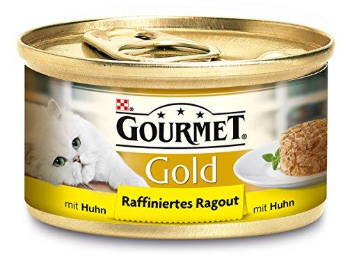Gourmet GoldRagout Katzenfutter für eine gesunde Ernährung
