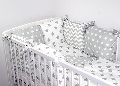 Baby's Comfort 8 PCS BABY BEDDIN...