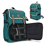 GOgroove DSLR Camera Backpack Case (Green) for Photography - Best Reviews Guide