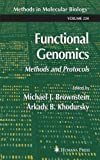 Functional Genomics (Methods in Molecular Biology)