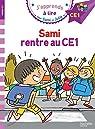 Sami et Julie CE1 Sami rentre au CE1 par Bonté