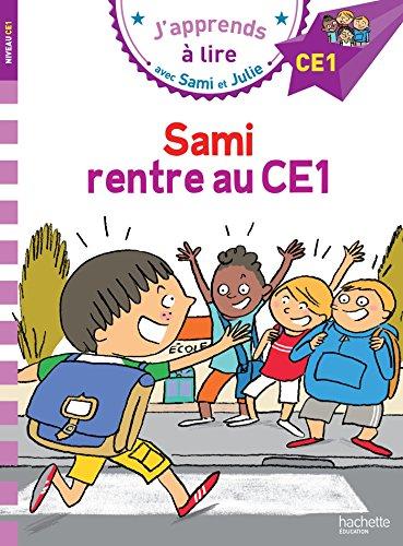 Sami et Julie CE1 Sami rentre au CE1 par Thérèse Bonté