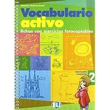 Vocabulario Activo: Volume 2 by Francisca Cardenas Bernal (2002-11-12)