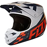 Fox Helm V1 Sayak Orange Gr. XXL
