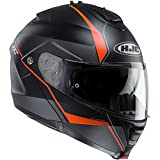 HJC IS-MAX 2 Mine Black Orange XL Black / Orange
