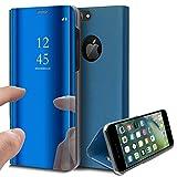 Die besten Iphone 6 Thin-Hüllen - iPhone 6 Hülle,iPhone 6S Hülle,KunyFond Überzug Spiegel Hülle Bewertungen