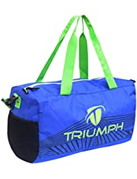 292469cf1256 Triumph Pro-88 Fusion Multipurpose Bag Gym Bag Sports Duffle Navy Lime