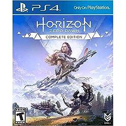 Horizon Zero Dawn - Complete Edition (import anglais - jouable en anglais sous titré français)