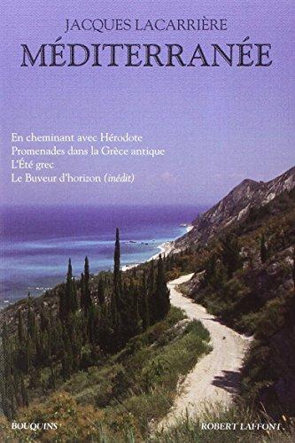Méditerranée par Jacques LACARRIERE