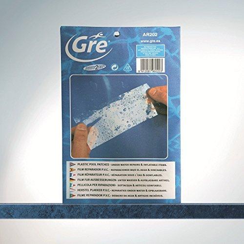 Reparatur-Set für Pools, Trocken oder Unterwasser, PVC