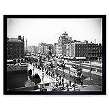Lawrence Sackville O'Connell Street Dublin 1900 Art Print