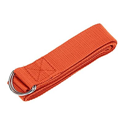 E-Goal Yoga-Gurt-B¨¹gel Stretch f¨¹r Pilates Taille Arme Bein Yoga-Eignung-?bungs