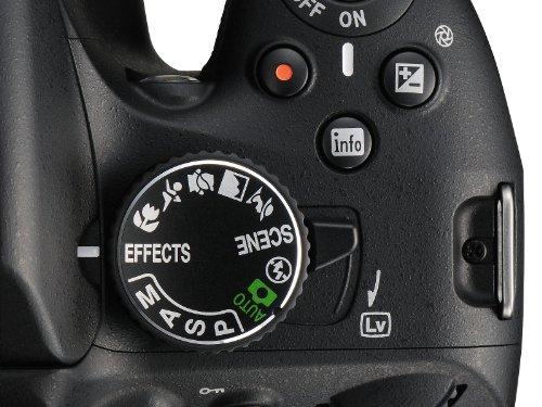 Nikon D5100 SLR-Digitalkamera Gehäuse_7