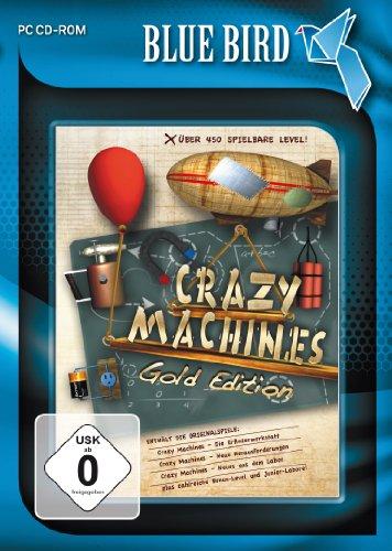 Crazy Machines Gold [Blue Bird] - [PC] (Incredible Machine)