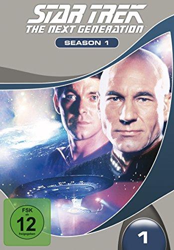 Star Trek - The Next Generation: Season 1 [7 DVDs] (Dvd 1 Trek-season Star)