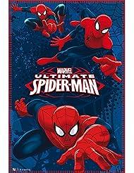 Manta polar Spiderman Marvel Action