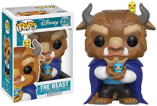 Funko - POP! Vinyl Disney Collection - Winter Beast Figure (12257)