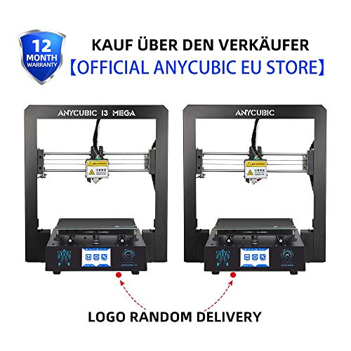 Anycubic – I3 Mega (neue Ultrabase Version) - 3