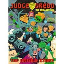 Judge Dredd: The Megahistory (Judge Dread) by Colin Jarman (1995-07-03)