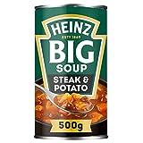 Heinz Big Soup Mighty Steak and Potato, 500 g