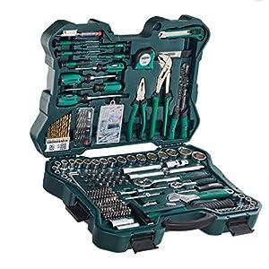 Mannesmann – M29088-303 piezas Juego de llaves de vaso y herramientas