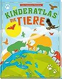 Kinderatlas Die Tiere: Arten, Lebensräume, Verbreitung
