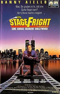 Stage fright-eine gurke erobert hollywood