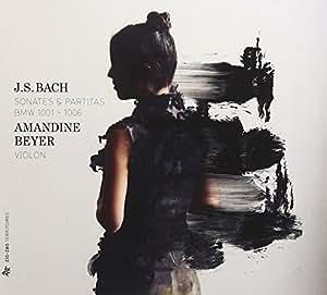Bach : Sonates et partitas pour violon seul