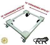 #2: Saavre WASHING MACHINE TROLLY AND REFRIGERATOR ADJUSTABLE FLOOR STAND