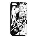 CeeMart Motif Batman Joker Coque rigide en plastique pour iPhone 5/5S